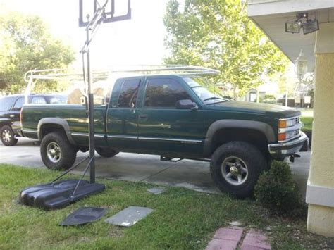 small engine repair training 1995 gmc suburban 2500 electronic throttle control sell used 1996 chevrolet k2500 base extended cab pickup 2 door 5 7l in ormond beach florida