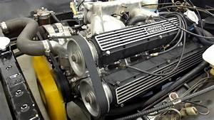 Start Lotus 907 Engine Full Rebuild - Jenssen Healey