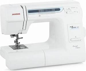 Janome Sewing Machine Manual Decor Excel 5018