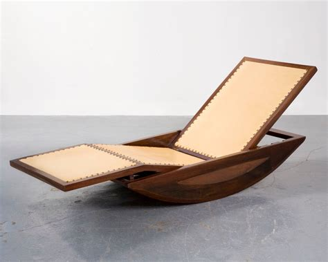 chaise rocking chair quot chaise longue rocking chair quot by joaquim tenreiro image 4