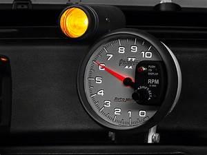Auto Meter Mustang Phantom Ii 5 In  Tachometer W   Shift