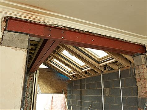 Considerations When Removing Load Bearing Internal Walls