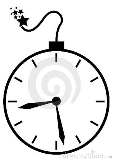 Time Bomb Stock Image - Image: 10858921