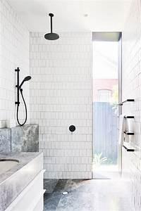 bathroom tiles ideas 20 Bathroom Tile Ideas That Are All the Inspiration You Need | MyDomaine