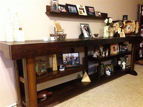 console living room white living room console table diy projects