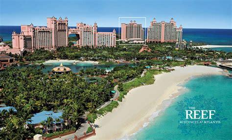 Reef Residences At Atlantis Boast Record International