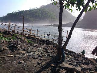 suwuk primadona wisata pantai  kabupaten kebumen
