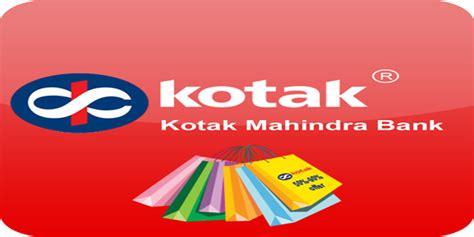 Mortgage Loans Kotak Mahindra Bank Mortgage Loan