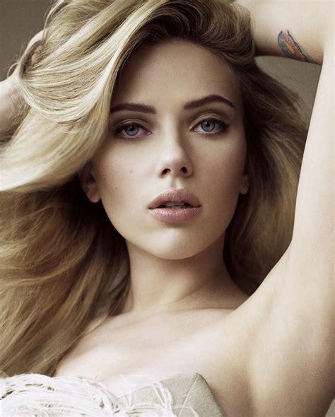 Scarlett Johansson  The Most Beautiful Women