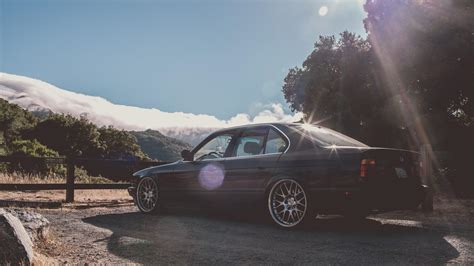 Bmw 5 Series Sedan 4k Wallpapers by Bmw E34 Wallpapers Wallpaper Cave
