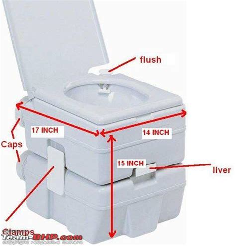 Toilets Types Chemical Alternatives Toilets by Chemical Toilet Which One Where Team Bhp