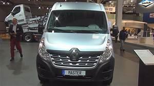 Renault Master Dci 2 3 165 L4h2 Panel Van  2017  Exterior