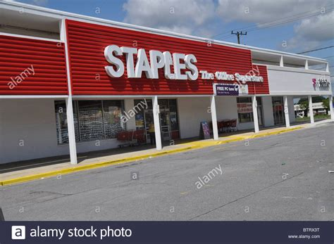 Office Supplies Utica Ny by Staples Store Stock Photos Staples Store Stock Images