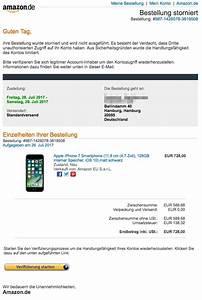 Amazon Bestellung Auf Rechnung : amazon vorsicht spam mail ihr konto wurde gesperrt ~ Themetempest.com Abrechnung