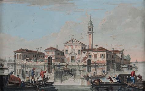 Asta Venezia Veduta Di Venezia Asta Dipinti Antichi Associazione