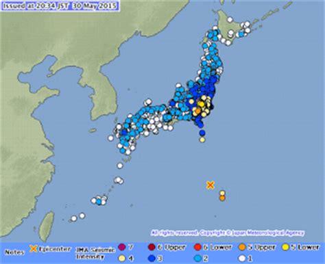 l 201 chelle de jacob japon tremblement de terre le plus