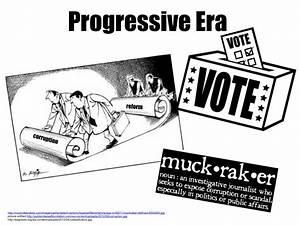 Progressive Era: Corruption & Muckrakers - ThingLink