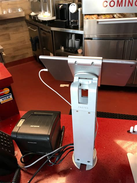 This one was demonstrated at a starbucks in folsom, california inside of the broadstone plaza. Pin by TechXmart on POS systems   Kitchen, Kitchen appliances, Keurig