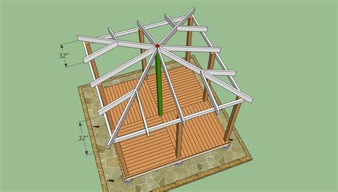 woodwork wood gazebo plans  plans