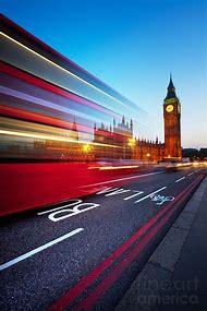 Ben Big London Bus