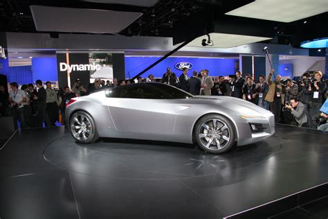 Acura Advanced Sports Car Concept Photo Gallery Autoblog