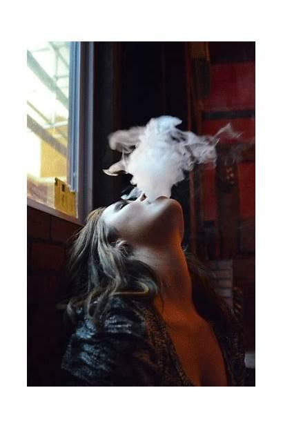Smoke Blowing