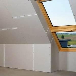 Decke Von Innen Dämmen : trockenbau l sungen sind ideal f r den dachausbau ~ Lizthompson.info Haus und Dekorationen