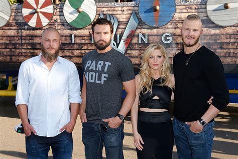 vikings season 4b air date spoilers update ragnar