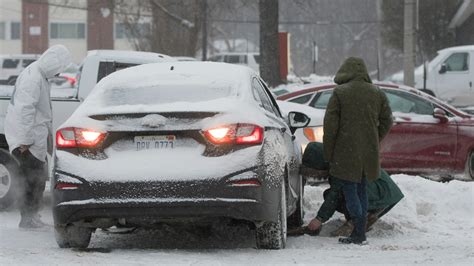 Car Won't Start In The Cold? Here's What To Do