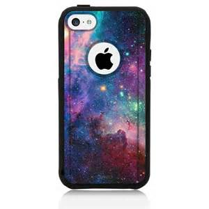 iphone 5c black galaxy nebula generic