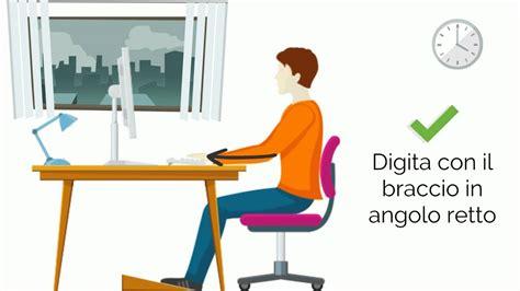 Postura Corretta In Ufficio 5 Consigli Per Una Corretta Postura In Ufficio