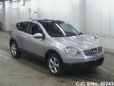 nissan dualis 2008 2008 nissan dualis silver for sale stock no 40243