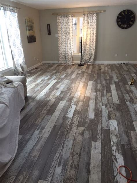 gray wood flooring best 25 distressed wood floors ideas on pinterest