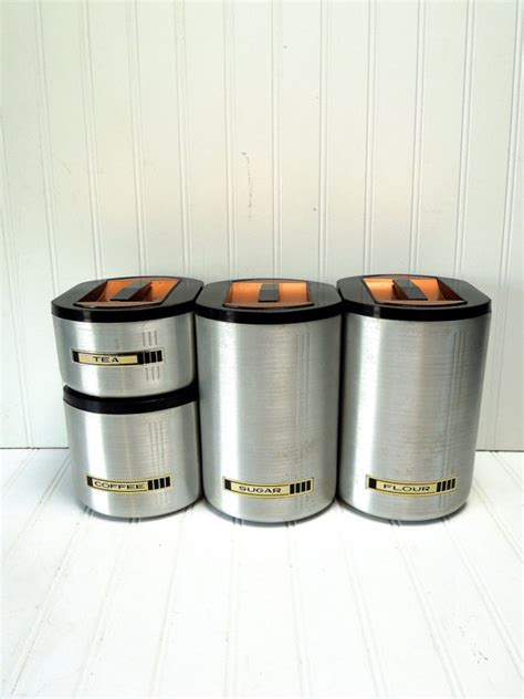 vintage kitchen canisters 17 best images about vintage canisters on