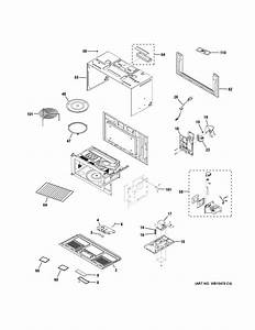 Ge Pvm9179sk2ss Microwave  Hood Combo Parts