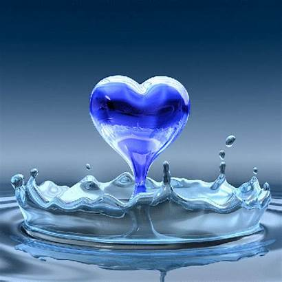 Water Animated Heart Hearts Fanpop Ocean Text