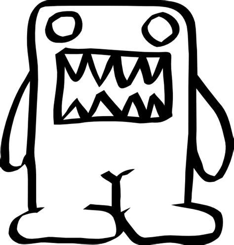 domo kun clip art  clkercom vector clip art