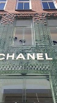 Glass stronger than brick for Chanel's new facade ...