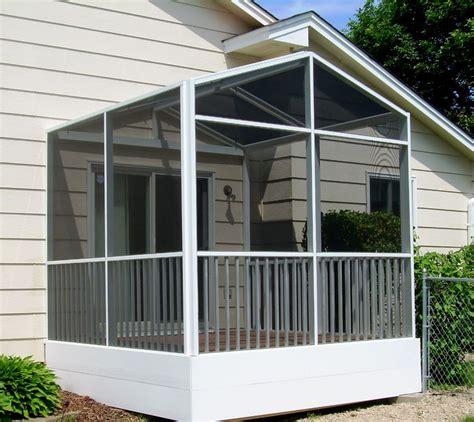 composite patio enclosure modern patio outdoor