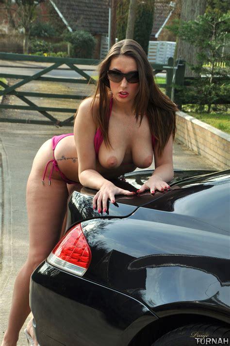 perfect ass and boobs milf brunette in pink xxx dessert