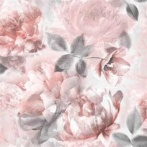 Lipsy Wallpaper Translucent Bloom Muriva 14403 - MurivaMuriva