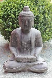 Buddha Figuren Garten Günstig : buddha figur steinfigur f r den garten japan garten buddha sitzend stein buddha ebay ~ Bigdaddyawards.com Haus und Dekorationen