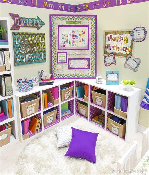 retro chic classroom decor inspired   sweet shades