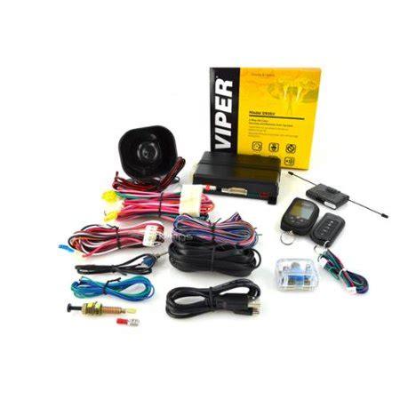 New Viper Way Color Car Alarm Security System