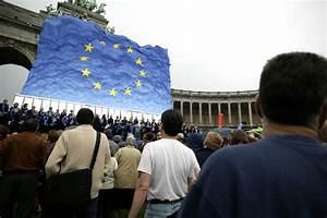 Europe Day celebrated amid growing criticism of ECB