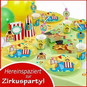 Mottoparty Ideen Geburtstag : party deko f r kindergeburtstag zirkus zirkus geburtstag party ideen pinterest zirkus ~ Whattoseeinmadrid.com Haus und Dekorationen