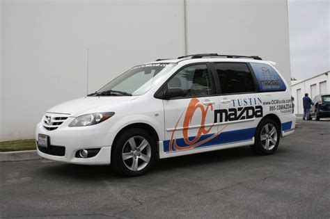 partial vehicle wraps  iconography long beach orange county ca cars vans fleets