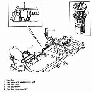 Land Rover Fuel Filter Location