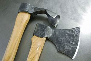 Handmade Wood Working Tools - Axes And Adzes by Iron John