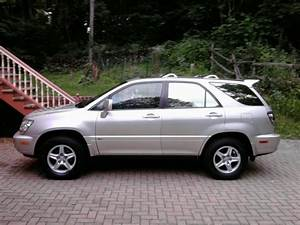 My New 2001 Silversport Rx300  New To Me